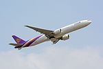 Thai Airways, Boeing 777-300ER, HS-TKQ - NRT.jpg