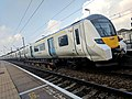Thameslink Class 700 sits in Cricklewood.jpg