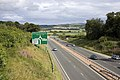 The A96, looking towards the Blackburn roundabout - geograph.org.uk - 508148.jpg