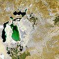 The Aral Sea as seen by Envisat ESA218194.jpg