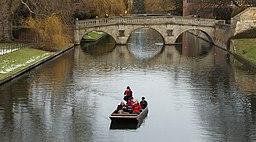 The Backs, Cambridge University