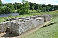 The Baths located outside the fort, considered as the best-preserved Roman military building in Britain, Chesters Roman Fort (Cilurnum), Hadrian's Wall (43845775915).jpg