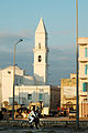 The Church of St Augustin & St Fidèle, La Goulette port. Northern Tunisia, Mediterranean Sea, Northern Africa.jpg
