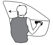 Dutch Reach - Use far hand when opening car door  sc 1 st  Wikipedia & Dooring - Wikipedia