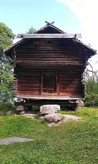 Seurasaari - Image: The Granary at Seurasaari