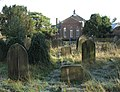 The Graveyard, Akeman Street Baptist Church, Tring - geograph.org.uk - 1603541.jpg