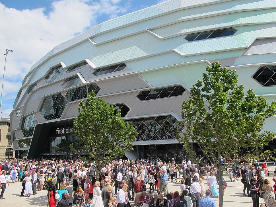 The Leeds First Direct Arena