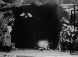 Fail:The Magic Sword (1901) - yt.webm