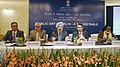 """The Minister of State for Housing and Urban Affairs (IC), Shri Hardeep Singh Puri addressing at the """"Public Art in Delhi - A Roundtable"""", in New Delhi.jpg"""