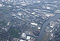 The River Clyde in Glasgow from the air (geograph 6125214) (Shieldhall).jpg