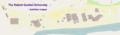 The Robert Gordon University, Garthdee campus map (2013).png