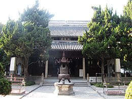 The Temple of the Town Deity in Jiading 13 2014-03.jpg
