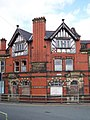 The derelict Britannia Hotel Plank Lane - geograph.org.uk - 747809.jpg
