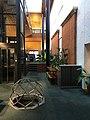 The inside of the CCDC headquarters Cambridge, UK.jpg