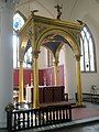The magnificent altar at St Philip, Hawthorn Crescent - geograph.org.uk - 961568.jpg