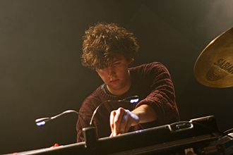 Xx (album) - xx was mixed and produced by Jamie Smith (photographed in 2010).