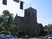Theodore Parker Church