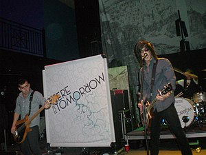Afterhour (band) - The band in 2008, as There for Tomorrow
