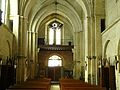 Thiviers église nef tribune.JPG