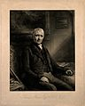 Thomas Norris. Mezzotint by J. Linnell, 1837, after himself. Wellcome V0006580.jpg