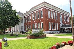 Thomaston, Georgia - Thomaston-Upson County Government Administration Complex