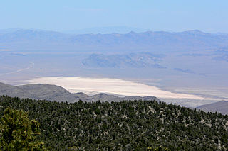 Three Lakes Valley (Nevada) valley in southern Nevada