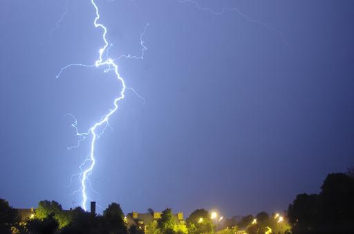 Thunder rym