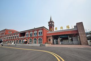 Tianjin North railway station