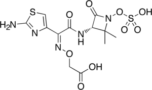 Monobactam - Tigemonam