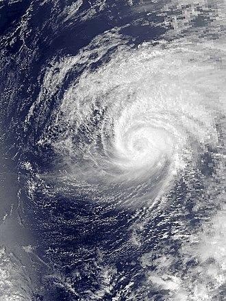 1991 Pacific typhoon season - Image: Tim Mar 24 1991 0426Z