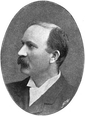 Timothy Harrington - Timothy Harrington in 1895