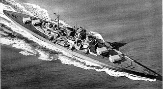 German battleship <i>Tirpitz</i> Bismarck-class battleship