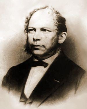 Constantin von Tischendorf - Image: Tischendorf um 1870