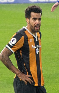 Huddlestone in 2017