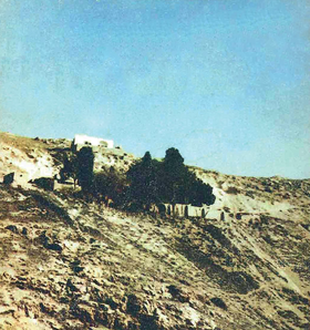 Tomb of Baba Kuhi - 1974.png