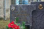 Tomb of Leon Klimkowski at Central Cemetery in Sanok 2.jpg