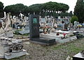 Tomb of Magnus Hirschfeld, Caucade Cemetery (Nice, France).jpg