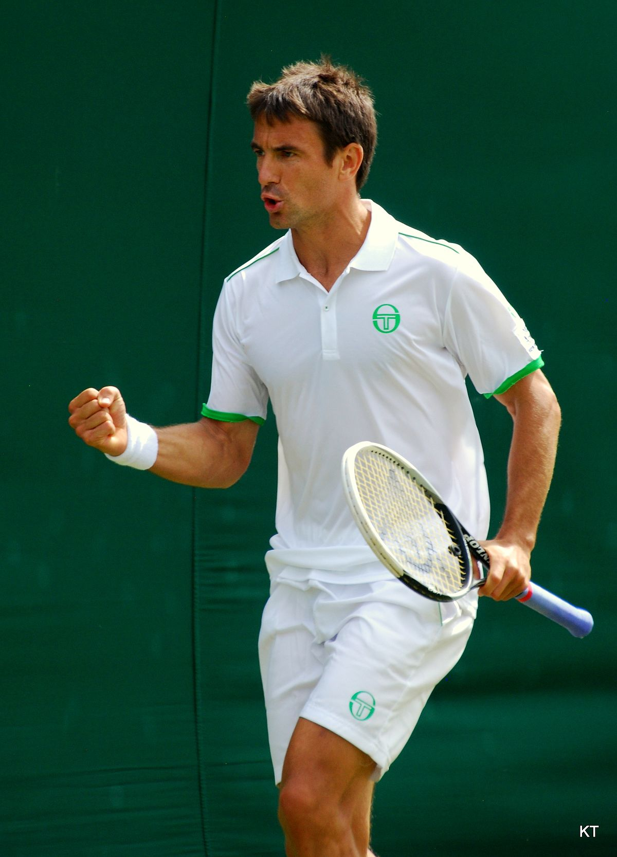 Tommy Robredo — Wiki...L Equipe Tennis