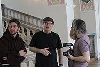 Tonspuren 2014 gammon und Patrick Schimanski (02).jpg