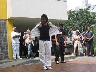 Tony Jaa - Jaa in 2006