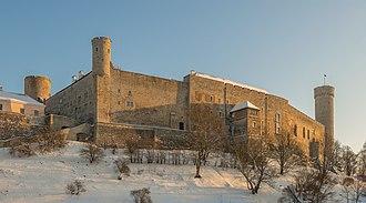 Toompea - Toompea Castle