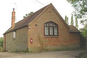 Toot Baldon - Former parish school