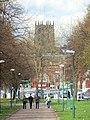 Top of Queens Walk - geograph.org.uk - 1242716.jpg