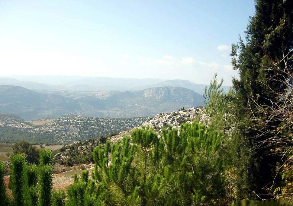 Toros Mountains near Mersin