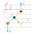 Torque of a magnetic dipole m.png