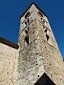 Torre campanar St Cristofol de Beget.JPG
