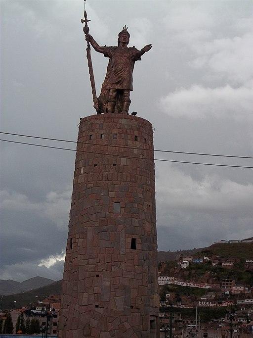 Pachacutec tower