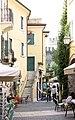 Torri del Benaco, on the Piazza Calderini.JPG