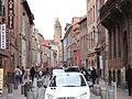 Toulouse - Straßenszene 1.JPG