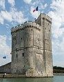 Tour Saint-Nicolas La Rochelle août 2015 Charente-Maritime.jpg